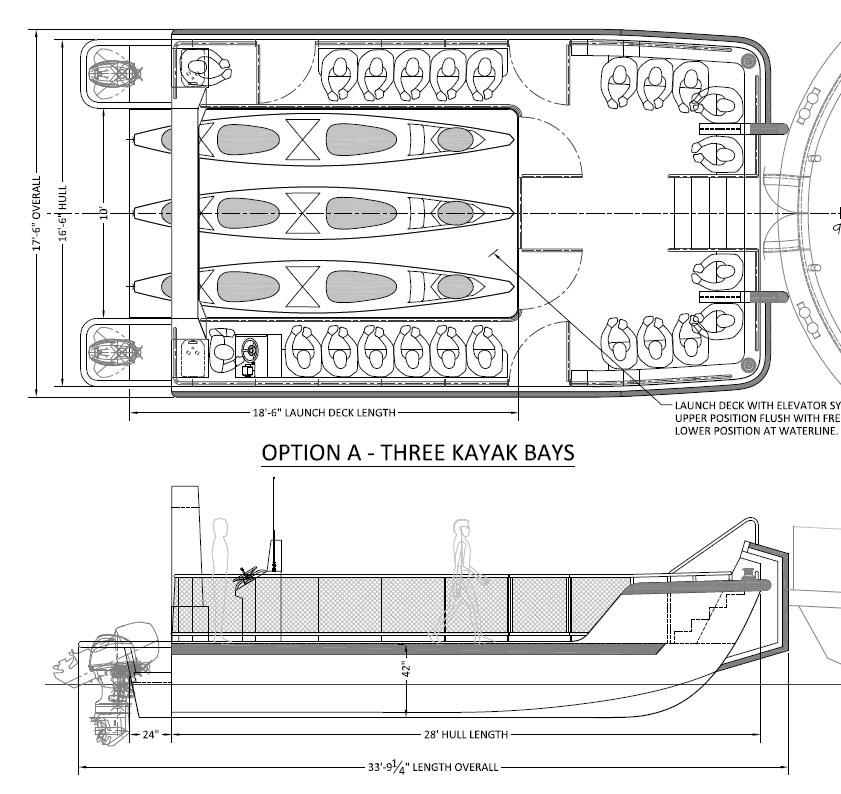 aluminum-catamaran